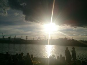 øya sol