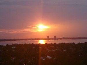 miami sunset 2