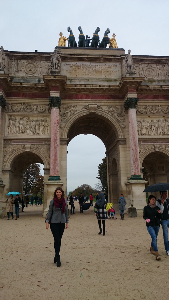 First time in Paris - absolutely jeg taime!
