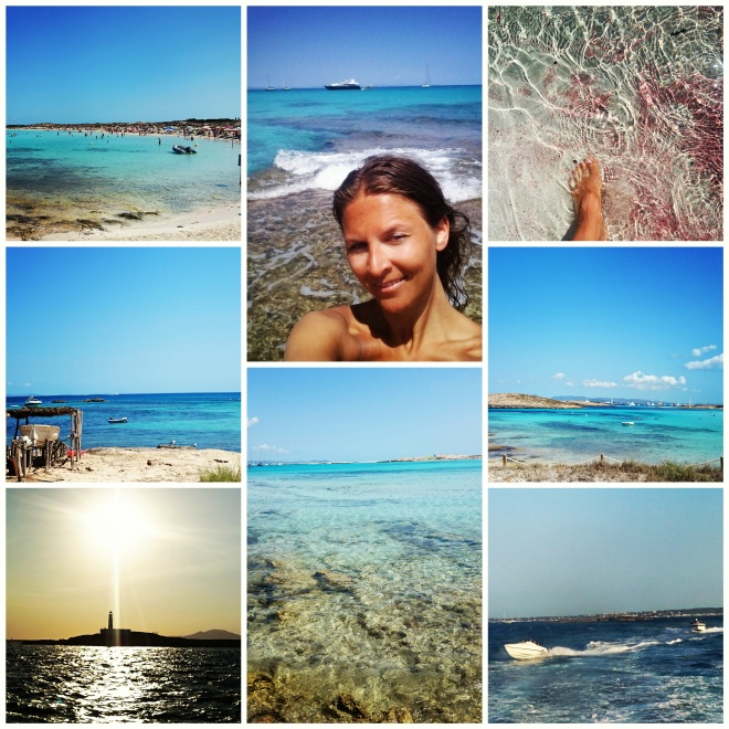 Summertime in Ibiza and Formentera - stunning!