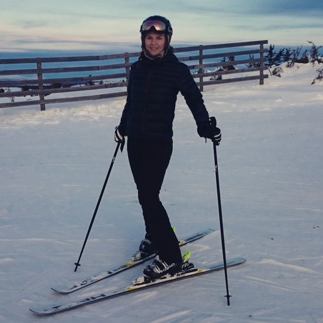 Christmas holidays skiing Hafjell, Norway 😃